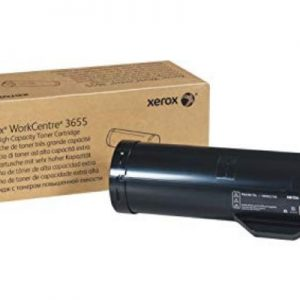 Xerox Workcenter  3655i Original Toner Cartridge - Black