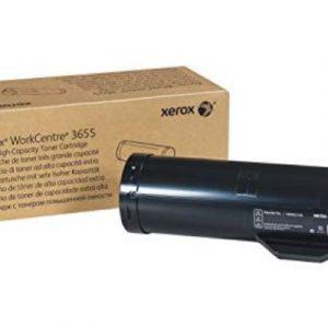 Xerox Workcenter  3655i Original Toner Cartridge - Black