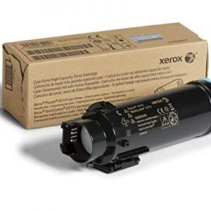 Xerox WC 6515 Phaser 6510 Original Toner Cartridge - Cyan