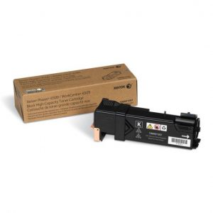 Xerox WC 6505 Phaser 6500 Original Toner Cartridge - Black