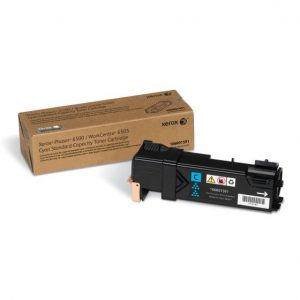Xerox WC 6505 Phaser 6500 Original Toner Cartridge - Cyan