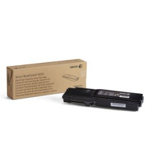 Xerox Workcenter  6655 Original Toner Cartridge - Black