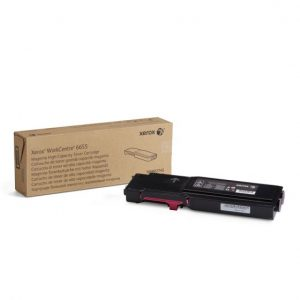 Xerox Workcenter  6655 Original Toner Cartridge - Magenta