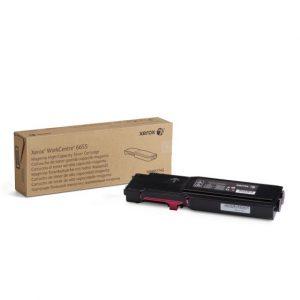 Xerox Workcenter  6655 Original Toner Cartridge - Magenta
