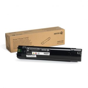 Xerox  Phaser 6700 Original Toner Cartridge - Black