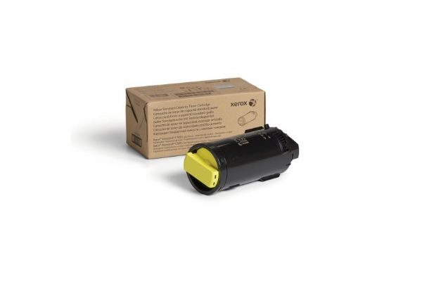 Xerox Versalink C500 C505 Original Toner Cartridge - Yellow